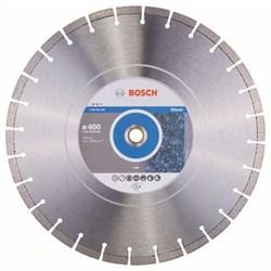 Алмазный отрезной круг Bosch Expert for Stone 400 x 20,00+25,40 x 3,2 x 12 mm [2608602595]
