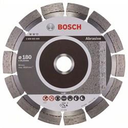 Алмазный отрезной круг Bosch Expert for Abrasive 180 x 22,23 x 2,4 x 12 mm [2608602609]