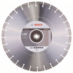 Алмазный отрезной круг Bosch Standard for Abrasive 400 x 20,00+25,40 x 3,2 x 10 mm [2608602622]