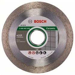 Алмазный отрезной круг Bosch Best for Ceramic 115 x 22,23 x 1,8 x 10 mm [2608602630]