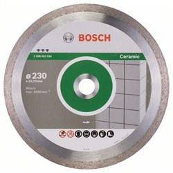 Алмазный отрезной круг Bosch Best for Ceramic 230 x 22,23 x 2,4 x 10 mm [2608602634]