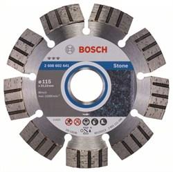 Алмазный отрезной круг Bosch Best for Stone 115 x 22,23 x 2,2 x 12 mm [2608602641]