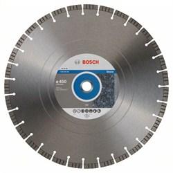Алмазный отрезной круг Bosch Best for Stone 450 x 25,40 x 3,8 x 12 mm [2608602650]