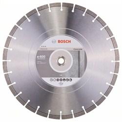 Алмазный отрезной круг Bosch Best for Concrete 400 x 20,00 + 25,40 x 3,2 x 12 mm [2608602659]
