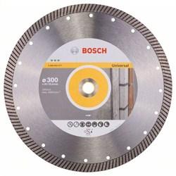 Алмазный отрезной круг Bosch Best for Universal Turbo 300 x 20,00+25,40 x 3 x 15 mm [2608602677]