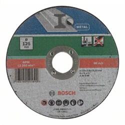 Отрезной круг, прямой, по металлу Bosch A 30 S BF [2609256317]