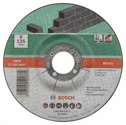 Набор из 5 отрезных кругов, выпукл., по камню Bosch C 30 S BF [2609256335]