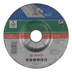 Обдирочный круг, выпукл., по металлу Bosch A 24 P BF [2609256337]
