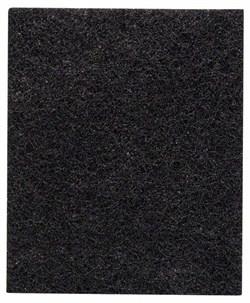 Шлифовальная подушка из нетканого материала 115 x 140 мм, средн. Bosch S [2609256343]