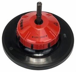 Гибкий тарельчатый шлифкруг с липучкой Bosch D= 125; крепление на липучке Velcro [2609256354]