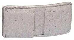 """Сегменты для алмазных сверлильных коронок 1 1/4"""" Bosch UNC Best for Concrete 6, 11,5 мм [2600116057]"""
