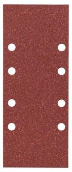 Bosch Набор из 10 шлифлистов для виброшлифмашин 93 x 230, 80 [2609256A96]