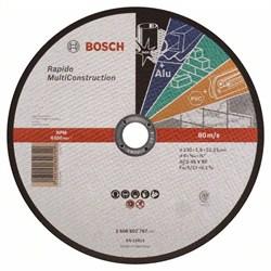 Отрезной круг, прямой, Bosch Rapido Multi Construction ACS 46 V BF, 230 mm, 1,9 mm [2608602767]