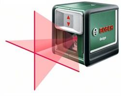 Лазер с перекрестными лучами Bosch Quigo [0603663220]