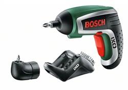 Аккумуляторный шуруповёрт с литий-ионным аккумулятором Bosch IXO Upgrade Medium [0603981021]