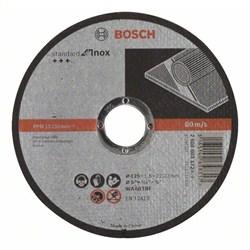 Отрезной круг, прямой, Bosch Standard for Inox WA 60 T BF, 125 mm, 22,23 mm, 1,6 mm [2608603172]