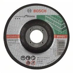 Отрезной круг, выпуклый, Bosch Standard for Stone C 30 S BF, 115 mm, 22,23 mm, 2,5 mm [2608603173]