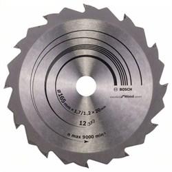 Пильный диск Bosch Speedline Wood 165 x 20/16 x 1,7 mm, 12 [2608642600]