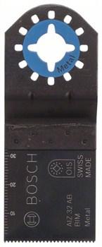 Погружное пильное полотно Bosch BIM AIZ 32 AB, Metal 32 x 30 mm [2608661908]