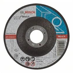 Отрезной круг, выпуклый, Bosch Expert for Metal AS 30 S BF, 115 mm, 3,0 mm [2608603401]