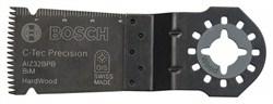 Погружное пильное полотно Bosch BIM Precision AIZ 32 BPB, Hardwood 40 x 32 mm [2608662048]