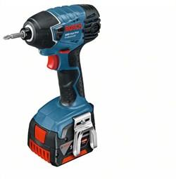 Аккумуляторный ударный гайковёрт Bosch GDR 14,4 V-LI [06019A140F]