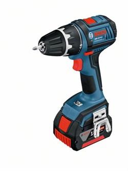 Аккумуляторная дрель-шуруповёрт Bosch GSR 18 V-LI [060186610G]