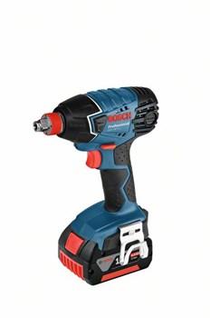 Аккумуляторный ударный гайковёрт Bosch GDX 18 V-LI [06019B8104]