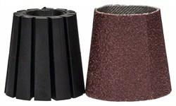 Bosch Хвостовик и шлифкольцо (коническое), комплект  [1600A00156]
