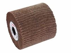 Bosch Ламельный шлифовальный валик из нетканого материала 19 мм, средн., 100 мм, 100 мм [2608000603]