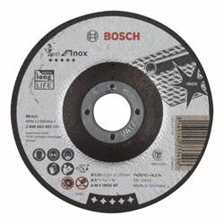 Отрезной круг, выпуклый, Bosch Best for Inox A 46 V INOX BF, 125 mm, 1,5 mm [2608603497]