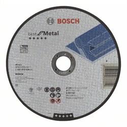 Отрезной круг, прямой, Bosch Best for Metal A 30 V BF, 180 mm, 2,5 mm [2608603528]