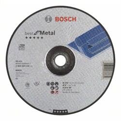 Отрезной круг, выпуклый, Bosch Best for Metal A 30 V BF, 230 mm, 2,5 mm [2608603531]