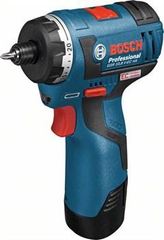 Аккумуляторный шуруповёрт Bosch GSR 10,8 V-EC HX [06019D4102]