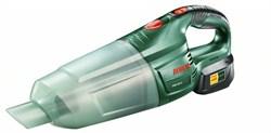 Аккумуляторный ручной пылесос Bosch PAS 18 LI [06033B9000]
