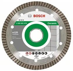 Алмазный отрезной круг Bosch Best for Ceramic Extra-Clean Turbo 230 x 22,23 x 1,8 x 7 mm [2608603597]