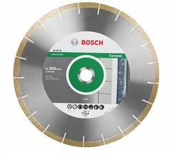 Алмазный отрезной круг Bosch Best for Ceramic and Stone 300 x 25,40 x 1,8 x 10 mm [2608603602]