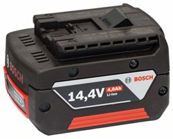 Вставной аккумулятор Bosch GBA 14,4 В 4,0 А•ч M-C Heavy Duty (HD), 4,0 Ah, Li-Ion [2607336814]