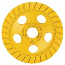 Алмазный чашечный шлифкруг Bosch Standard for Universal Turbo 125 x 22,23 x 5 мм [2608201235]