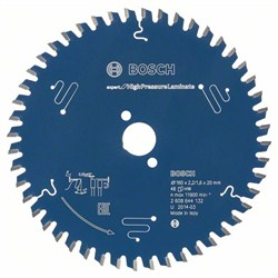Пильный диск Bosch Expert for High Pressure Laminate 190 x 20 x 2,6 mm, 56 [2608644134]