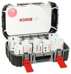 Универсальный набор из 13 коронок Bosch Progressor 20; 22; 25; 32; 35; 40; 44; 51; 60; 68; 76 mm [2608594064]
