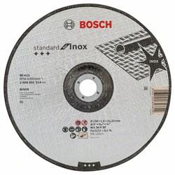 Отрезной круг, выпуклый, Bosch Standard for Stone WA 36 R BF, 230 mm, 22,23 mm, 1,9 mm [2608601514]