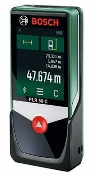 Цифровые лазерные дальномеры Bosch PLR50C [0603672221]