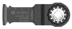 Погружное пильное полотно Bosch BIM AIZ 32 APB Wood and Metal 50 x 32 mm [2608662534]