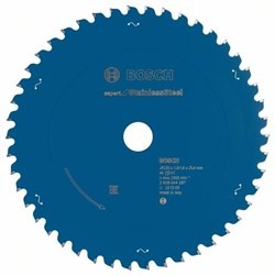 Пильный диск Bosch Expert for Stainless Steel 230 x 25,4 x 1,9 x 46 [2608644287]