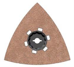 Шлифподошва Bosch MAVZ 116 RT4 Carbide RIFF 116mm [2608662909]