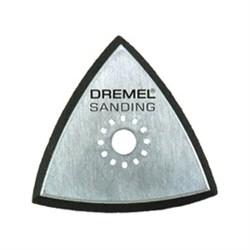 Шлифовальная пластина с креплением «липучка» DREMEL® Multi-Max [2615M011JA]