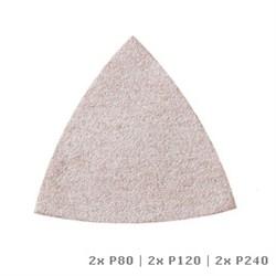 Шлифовальный лист DREMEL® Multi-Max для удаления краски (P80, P120 и P240) [2615M70PJA] - фото 27935