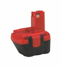 Bosch Аккумулятор 12 В, тип O HD, 2.4 Ah, NiCd 2607335676