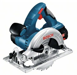Аккумуляторная циркулярная пила Bosch GKS 18 V-LI [060166H004]